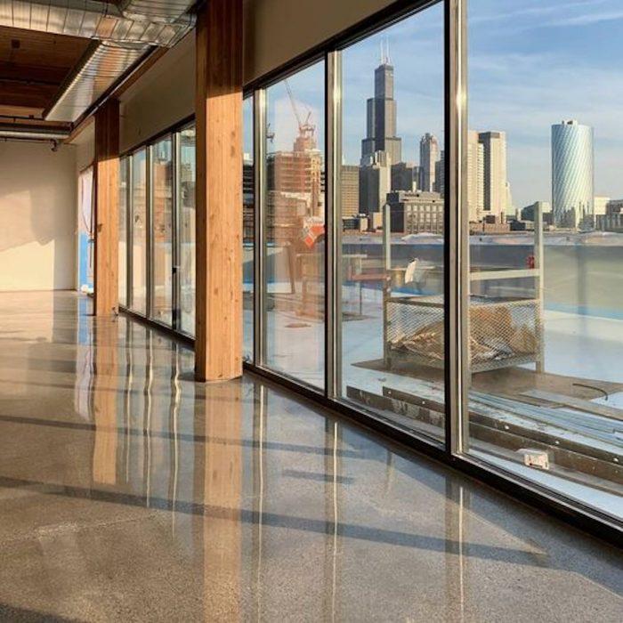 Office, Corridor, Retail & Stair Flooring