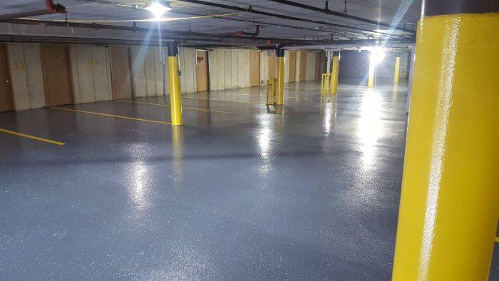 Parking Garage Flooring